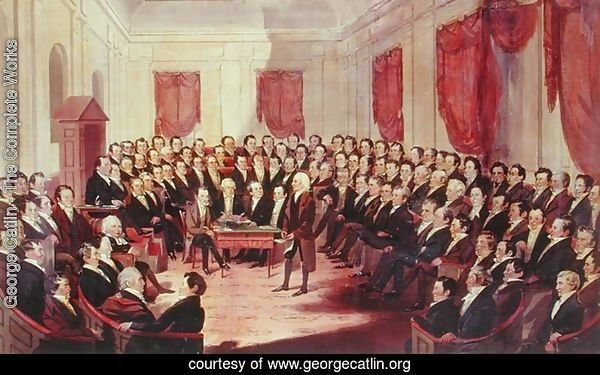The Virginia Constitutional Convention, 1830